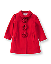 Rosette Coat