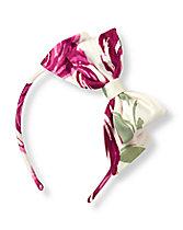 Rose Print Headband