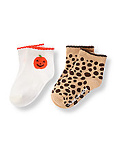 Halloween Sock Two-Pack