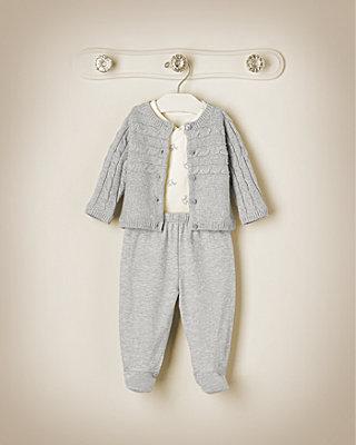 Precious One Outfit by JanieandJack