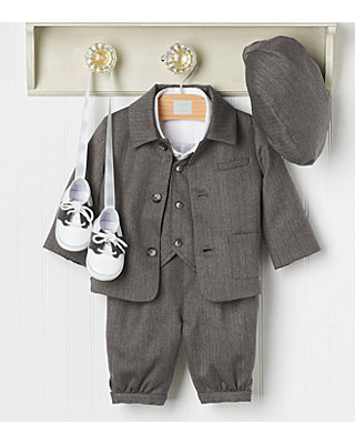 Little Prince Outfit by JanieandJack