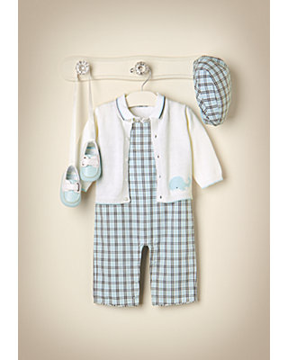Whale Play Outfit by JanieandJack