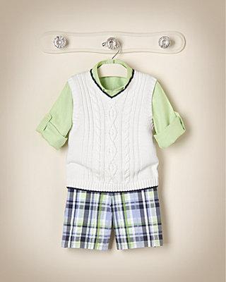 Breezy Chap Outfit by JanieandJack