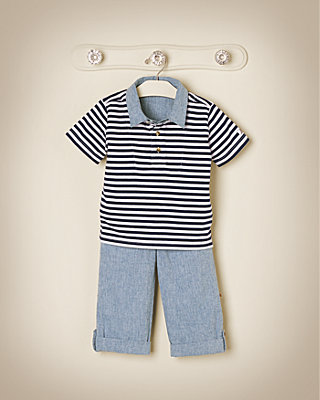 New Nautical Outfit by JanieandJack