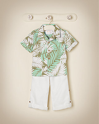 Jungle Jaunt Outfit by JanieandJack