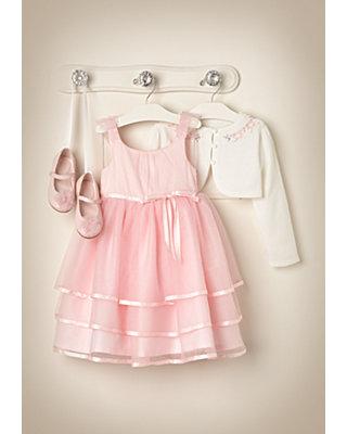 Ballerina Princess Outfit by JanieandJack