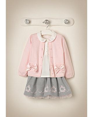 Dainty Frost Outfit by JanieandJack