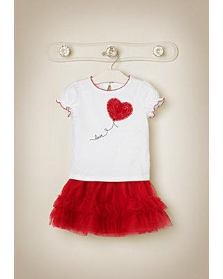 Sweet Heart Outfit by JanieandJack