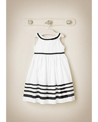 Sweet In Stripes Outfit by JanieandJack