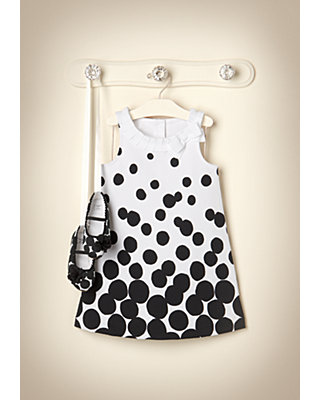 Dot Chic Outfit by JanieandJack