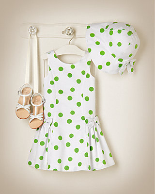 Fresh Dots Outfit by JanieandJack