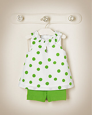 On The Green Outfit by JanieandJack
