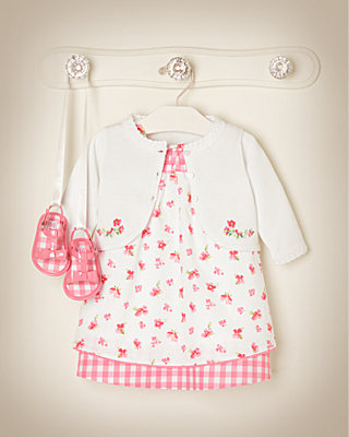 Sweetly Delicate Outfit by JanieandJack