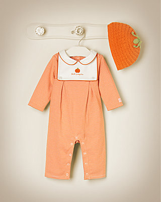 Little Pumpkin Outfit by JanieandJack