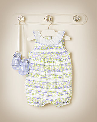Dainty Blossoms Outfit by JanieandJack