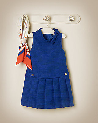 Blue Ribbon Chic Outfit by JanieandJack