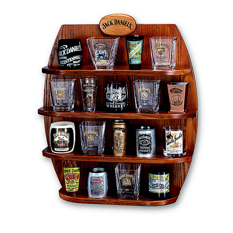 Legends of Jack Daniel's Shot Glasses Collection, Gifts by Occasion Father's Day by Lenox