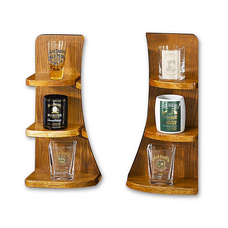 Crystal More Legends of Jack Daniel's Shot Glasses, Gifts by Occasion Father's Day by Lenox