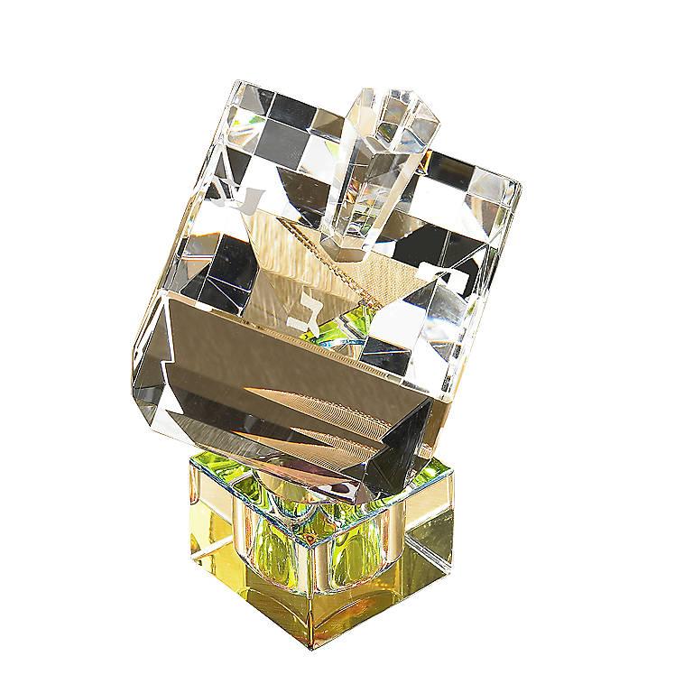 Crystal Lenox Crystal Dreidel, Gifts by Occasion Hanukkah by Lenox