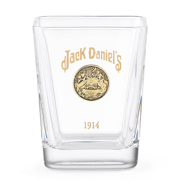 Crystal 1914 Gold Medal Shot Glass by Jack Daniel's, Gifts by Occasion Father's Day by Lenox