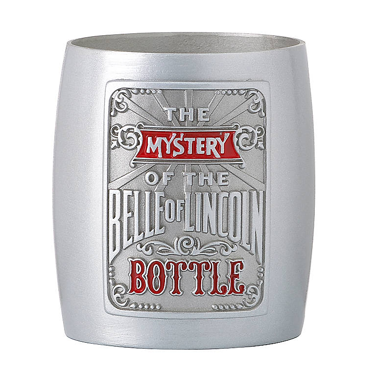 Crystal Mystery of the Belle of Lincoln Shot Glass by Jack Daniel's, Dinnerware Tableware Barware by Lenox