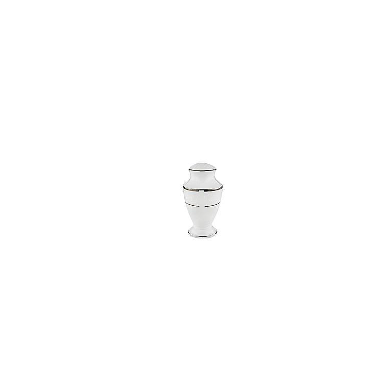 Bone China Lenox Opal Innocence Pepper Shaker, Dinnerware Serving Pieces by Lenox