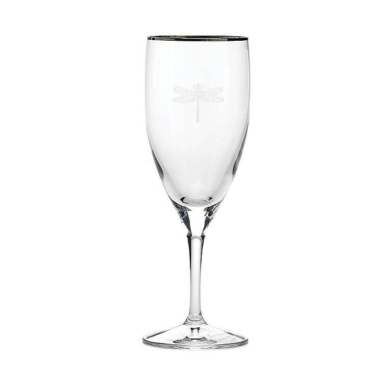 Crystal kate spade June Lane Iced Beverage Glass, Dinnerware Tableware Glasses and Mugs by Lenox