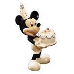 Disney's Happy Birthday To You Mickey Figurine Lenox Online Discount 10995