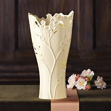 Cherry Blossom™ Vase from lenox.com