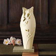 Cherry Blossom™ Vase :  cherry blossom design designer home accents