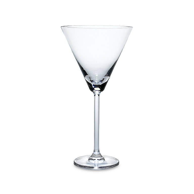 Glass O2xygen Cocktail Glasses, Set of 4 by Lenox, Dinnerware Tableware Glasses and Mugs by Lenox