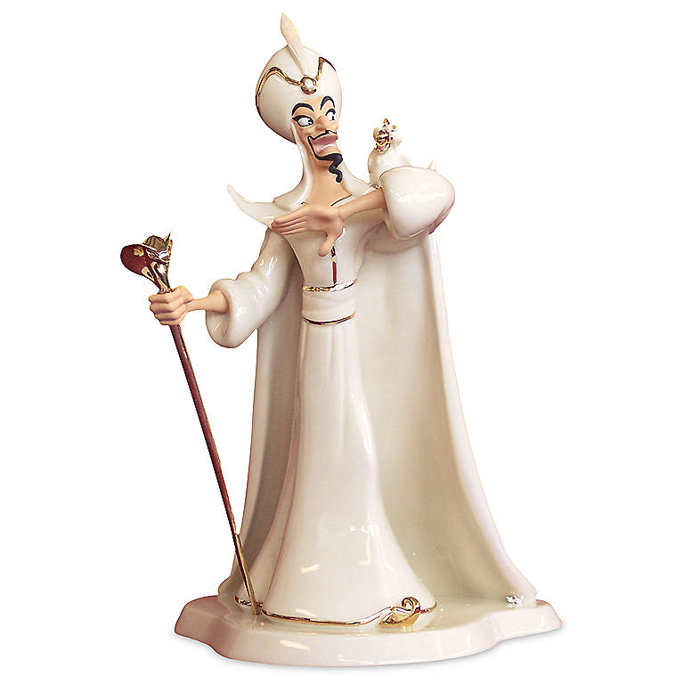 Ivory China Lenox Jafar Figurine, Sculpture by Lenox