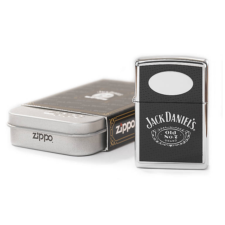 Metal Jack Daniel's Personalized Lighter, Gifts by Occasion Father's Day by Lenox