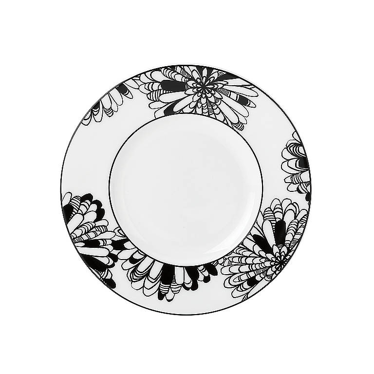 bone china kate spade st kitts dogwood point party plate dinnerware tableware dishes and
