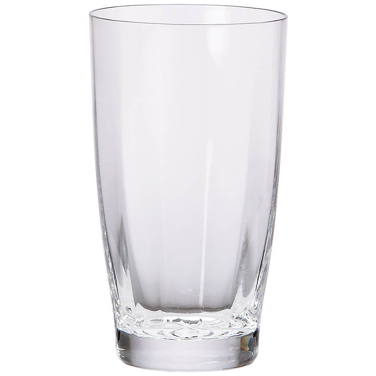 Crystal Andante Highball Glass by Gorham, Dinnerware Tableware Glasses and Mugs by Lenox