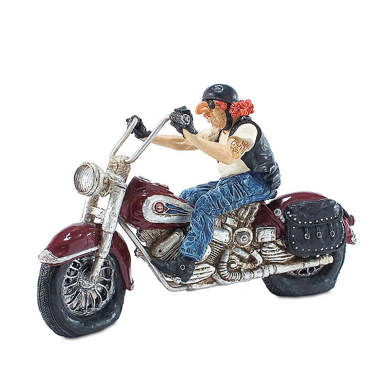 Resin Department 56 Guillermo Forchino Le Biker, Gifts by Occasion Father's Day by Lenox