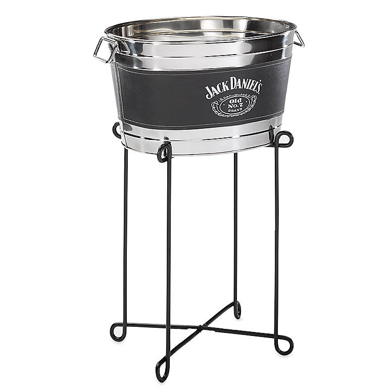 Metal Jack Daniel's Old No. 7 Beverage Tub, Gifts by Occasion Father's Day by Lenox