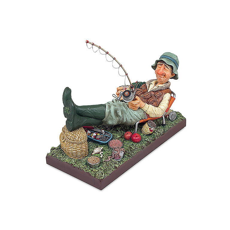 Resin Department 56 Le Pecheur The Fisherman, Gifts by Occasion Father's Day by Lenox