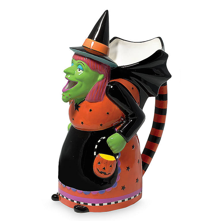 Ceramic Witcher Pitcher, Gifts by Occasion Halloween by Lenox
