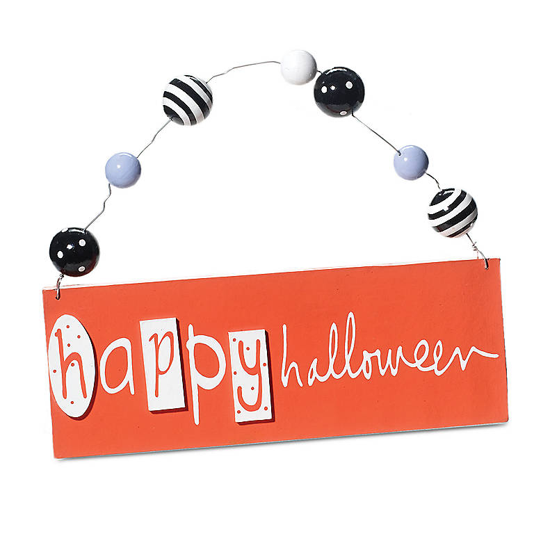 Happy Halloween Display Sign, Photography and Prints by Lenox