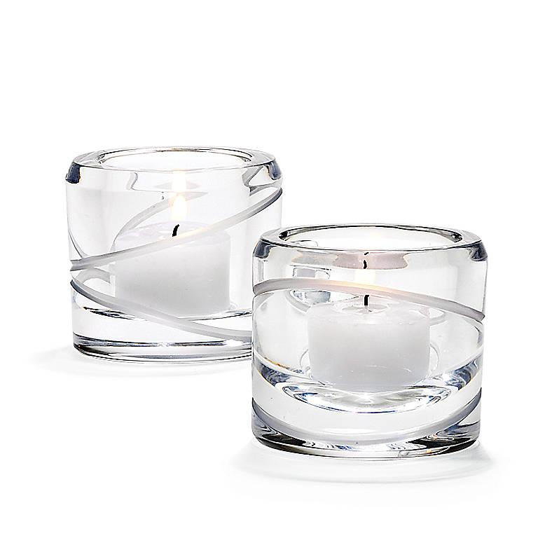 Crystal kate spade James Lane Crystal Votive, Home Decorating Candles by Lenox