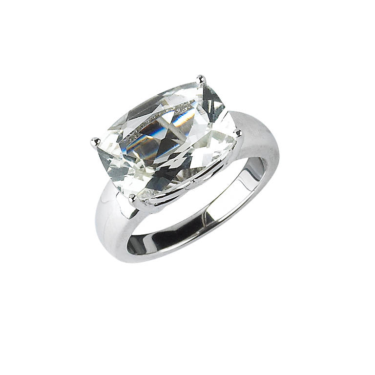 Sterling Silver Eternal Brilliance Ring by Lenox, Costume Jewelry by Lenox