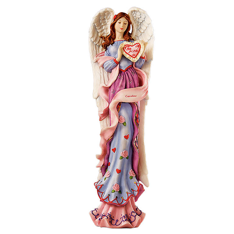 Porcelain Valentine Wishes by Lenox, Miniatures and Figurines Angels by Lenox
