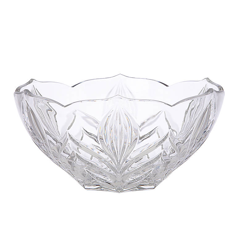 Crystal Lenox Impressions Bowl, Gifts by Occasion Housewarming by Lenox