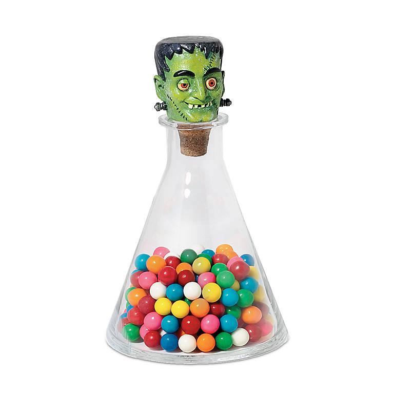 Glass Candy Beaker - Frankenstein's Monster, Dinnerware Serving Pieces Serving Bowls by Lenox