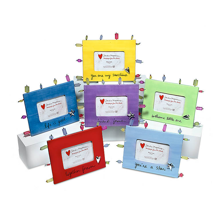 Celebrate Musical Frame - Wedding, Home Decorating Picture Frames by Lenox