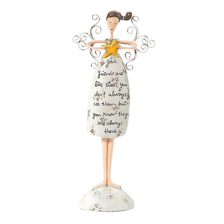 Sandra Magsamen Friend Angel, Miniatures and Figurines Angels by Lenox