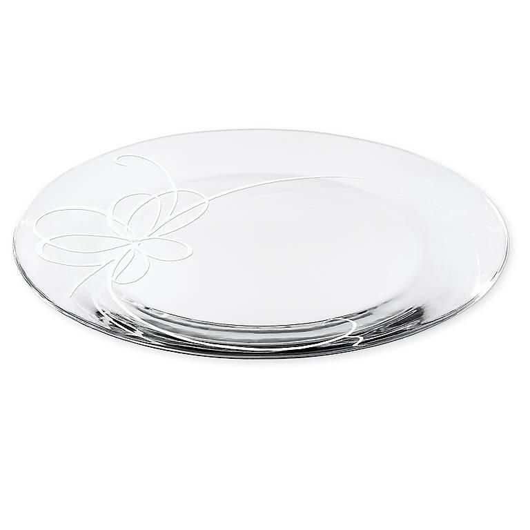 Crystal kate spade Belle Boulevard Crystal Cake Plate, Dinnerware Serving Pieces Cake Plates by Lenox