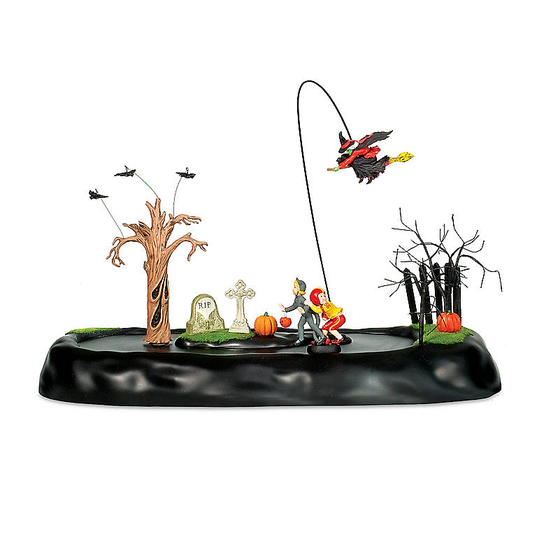 Resin Department 56 'Scary Walk', Gifts by Occasion Halloween by Lenox