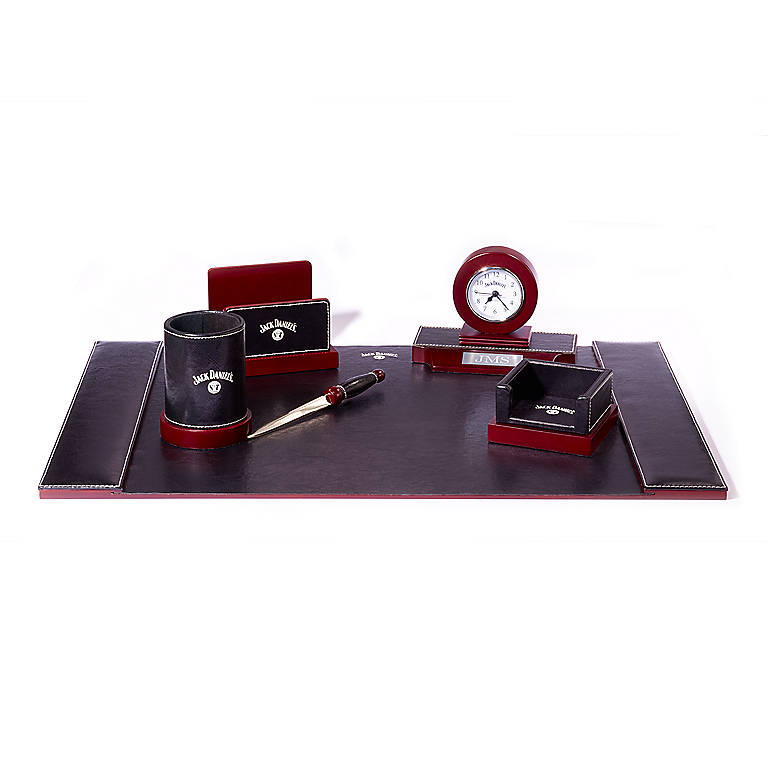 Jack Daniel's Personalized 6-piece Desk Set, Gifts by Occasion Father's Day by Lenox